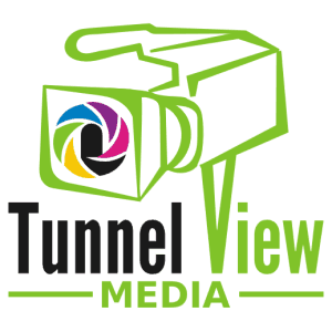 Logo kamera - Tunnel View media